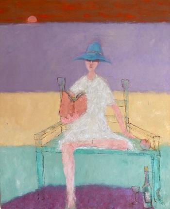 Oil on canvas. • 76x91cms • £1500