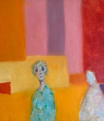 Oil on canvas • 60x60cms • £850
